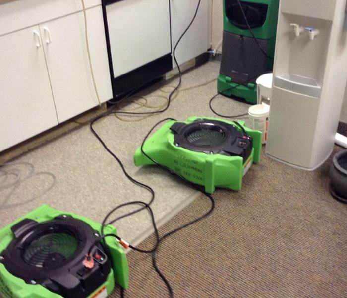 Water Damage Faster to your Hilliard Water Damage Event
